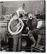 Film: The Better Ole, 1926 Acrylic Print