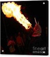 Fire Axe 2 Acrylic Print