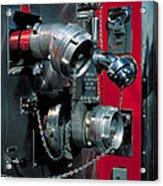 Fire Engine Apparatus Acrylic Print