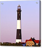Fire Island Lighthouse Acrylic Print