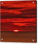 Firesky V3 Acrylic Print