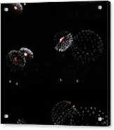 Firework Lifecycle 2 Acrylic Print