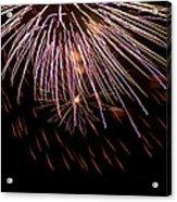 Fireworks Fun 14 Acrylic Print