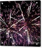 Fireworks Number 5 Acrylic Print