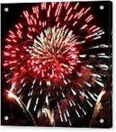 Fireworks Number 6 Acrylic Print