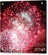 Fireworks Number 7 Acrylic Print
