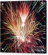 Fireworks One Acrylic Print