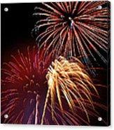 Fireworks Wixom 3 Acrylic Print