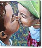 First Love Acrylic Print