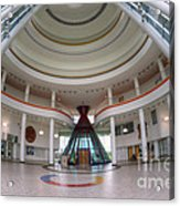 First Nations University Of Canada Regina Campus Acrylic Print