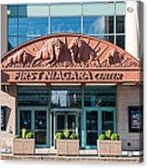 First Niagara Center Acrylic Print