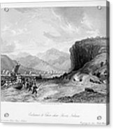 First Opium War, C1841 Acrylic Print