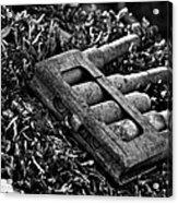 First World War Bullets Acrylic Print