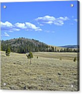 Fish Creek Valley II Acrylic Print