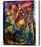 Fish Kritters Acrylic Print