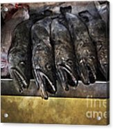 Fish Market Seville Metropol Parasol Acrylic Print