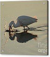 Fishing Acrylic Print