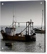 Fishing Boat Essex Acrylic Print