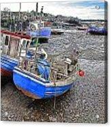 Fishing Fleet - Paddy's Hole Acrylic Print