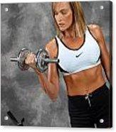Fitness 5 Acrylic Print