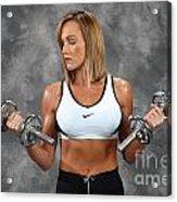 Fitness 8 Acrylic Print