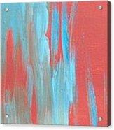 Flames Of Ice Acrylic Print