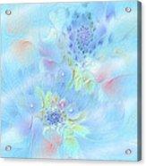 Fleur De Fantasm Acrylic Print
