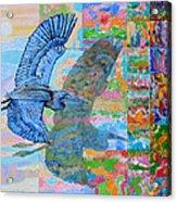 Flight Into Unconsiousness Acrylic Print