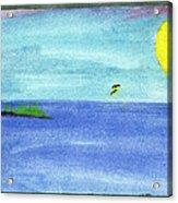 Flight of Hope Acrylic Print