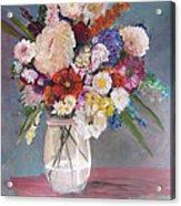 Floral # 2 Acrylic Print