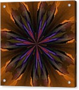 Floral Dream 090412 Acrylic Print