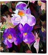 Floral Jam Acrylic Print