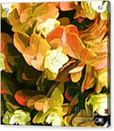 Floral Print Acrylic Print