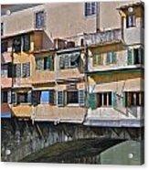 Florence Iv Acrylic Print