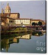 Florence Acrylic Print