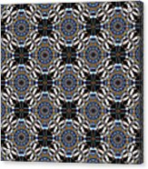 Florentine Colonnade Symmetry Acrylic Print