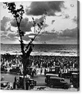 Florida: Miami Beach, 1927 Acrylic Print