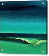 Florida Wave Acrylic Print