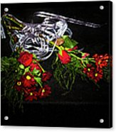 Flower Beauty Acrylic Print