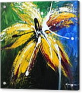 Flower Of Felucia Acrylic Print