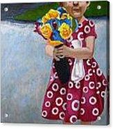 Flowers For Mum Acrylic Print