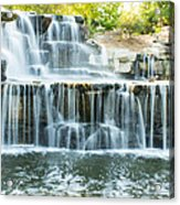 Flowing Beauty Acrylic Print