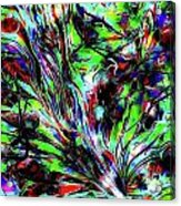 Fluid Moments Acrylic Print