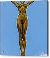 Flying Angel Acrylic Print