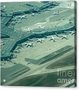 Van Interntaional Airport Acrylic Print