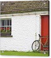 Folk Village Museum, Glencolmcille Acrylic Print