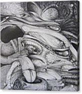 Fomorii General Acrylic Print