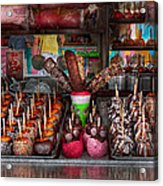 Food - Candy - Chocolate Covered Everything Acrylic Print