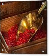 Food - Candy - Hot Cinnamon Candies  Acrylic Print