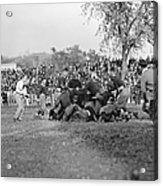 Football Game, 1912 Acrylic Print